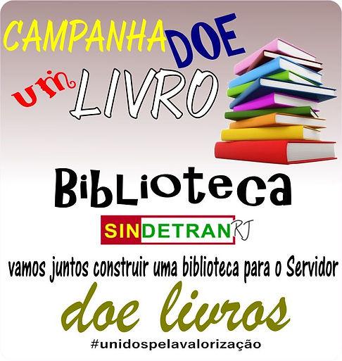 Campanha: Doe um Livro