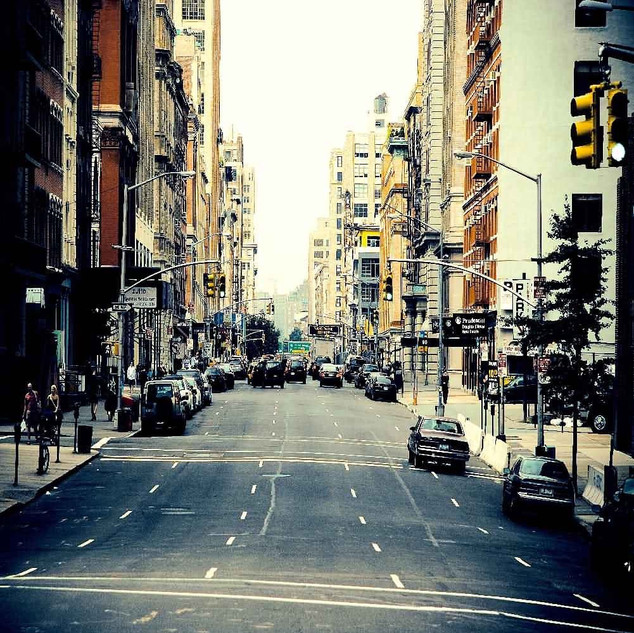 City Street 10' x 10'