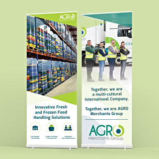 AGRO MERCHANT GROUP BANNERS