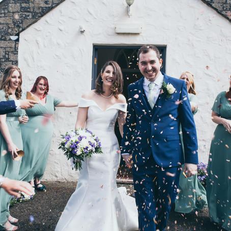 Intimate Wedding in Whitemoor