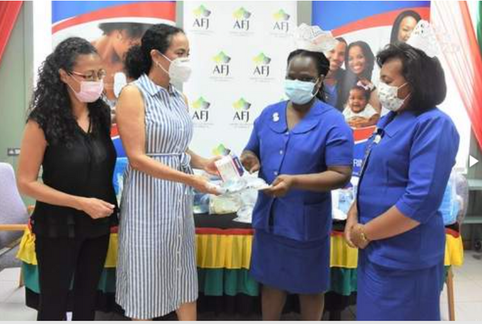 American Friends of Jamaica Inoculation Drive Targets Thousands.