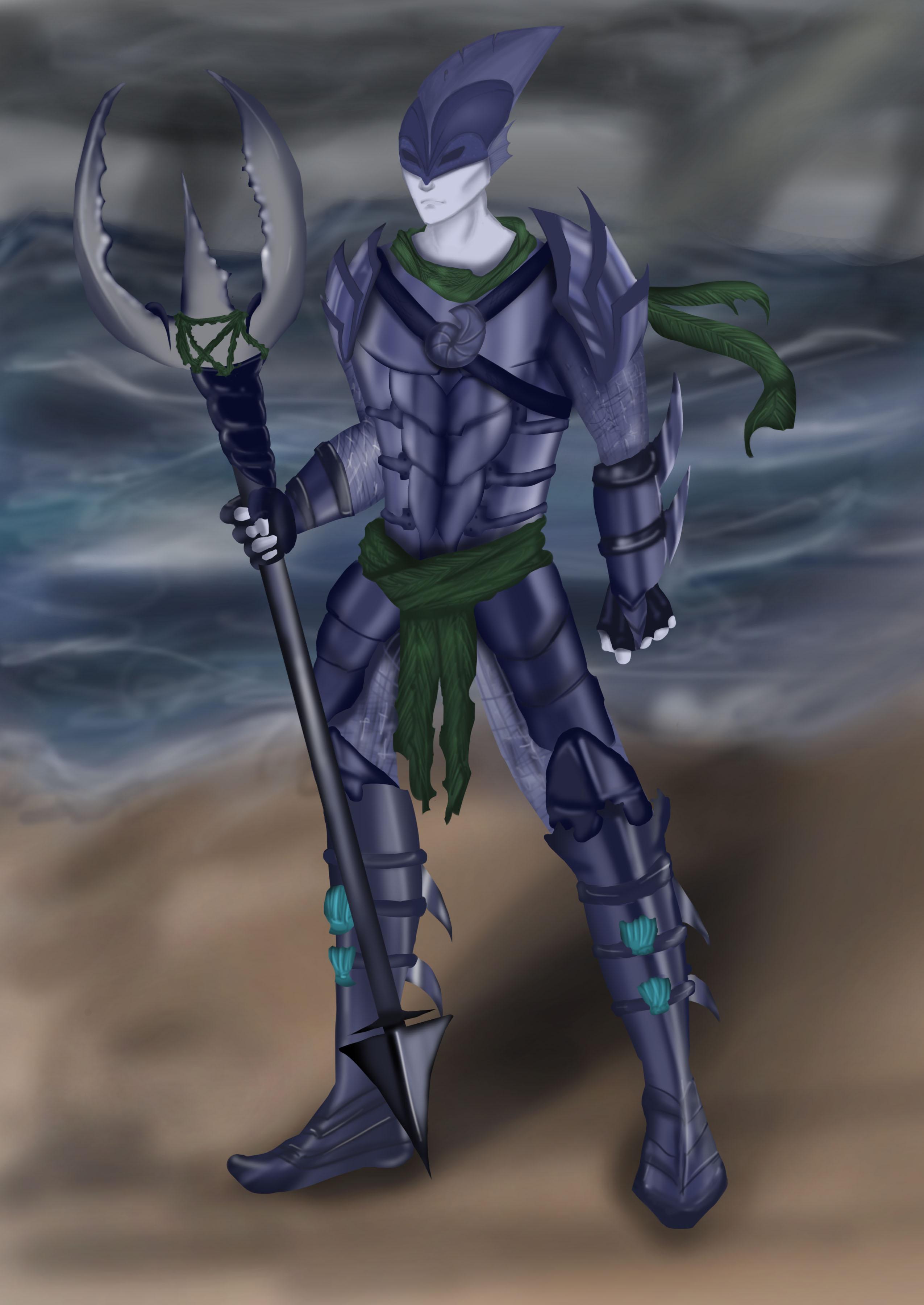 Yee_Alyssa Knight Character