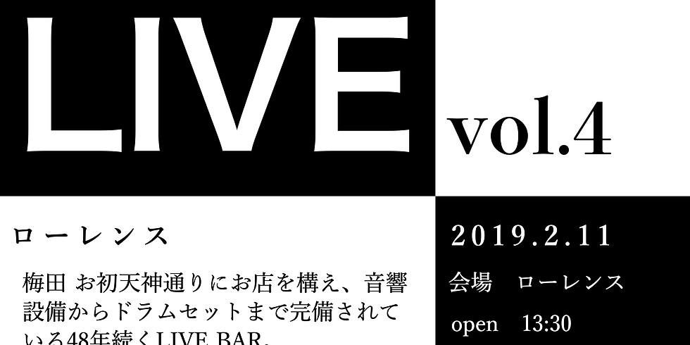 LIFE is LIVE vol.4