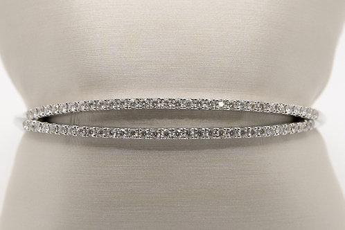 Diamond Fashion Bangle 1.33cts