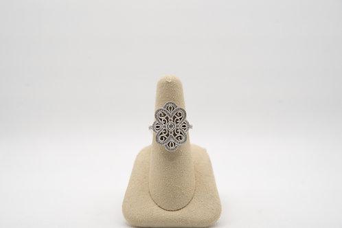 Diamond Vintage Ring 0.50cts