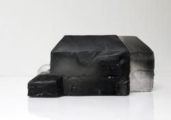 pâte de verre gris et incolore, 27 x 21 x 13 cm 1/5, 2018