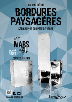 Affiche.expo.BORDURES PAYSAGERES.V1