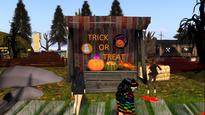 Cypris Halloween Hunt!