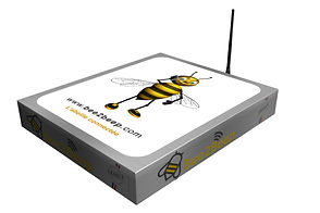 Balance apiculteur Bee2beep Face avant[1