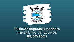 EDITAL DE CONVOCAÇÃO DE SESSÃO SOLENE DO CONSELHO DELIBERATIVO DO CLUBE DE REGATAS GUANABARA