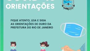 ORIENTAÇÕES- COVID-19