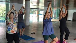 #13clubeguanabara A Yoga