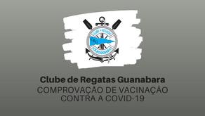 COMPROVAÇÃO DE VACINAÇÃO CONTRA A COVID-19