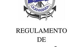 Novo regulamento de embarcação