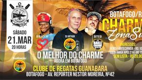 Baile Charme: agora em Botafogo