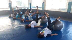 #8clubeguanabara O Pilates