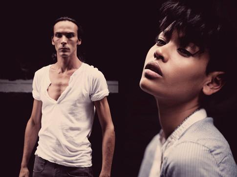 Amira and Scott Barnhill by Hector Perez 7