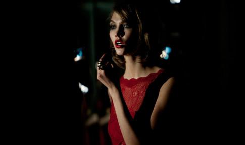 Karlie Kloss by Hector Perez 6
