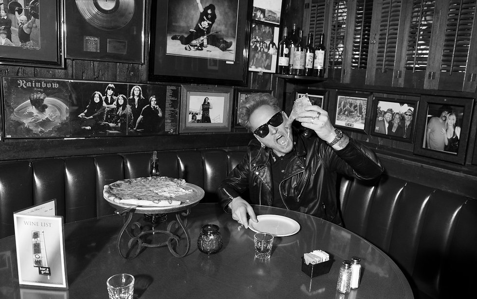 Matt Sorum Photographed by Scott Lipps