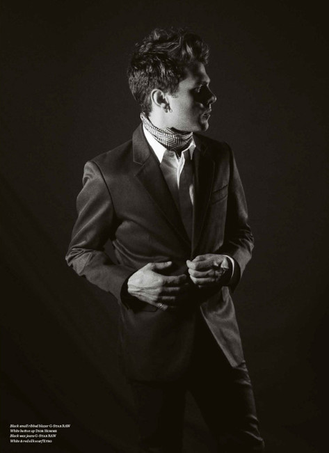 Xavier Dolan by Hector Perez 7