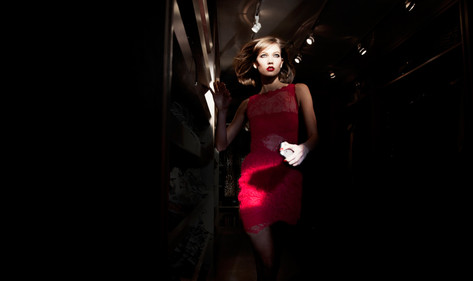 Karlie Kloss by Hector Perez 2
