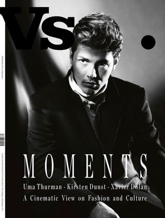 VS Magazine Xavier Dolan