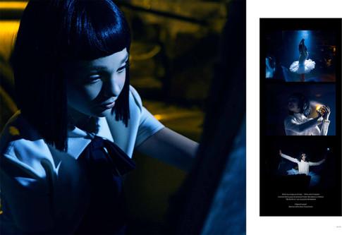 Maddie Ziegler by Hector Perez 4