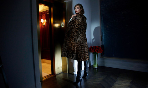 Karlie Kloss by Hector Perez 3