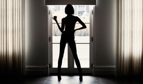 Karlie Kloss by Hector Perez 9