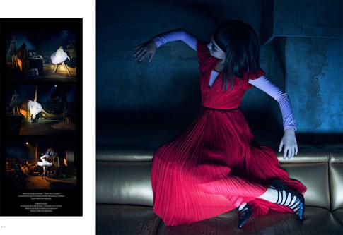 Maddie Ziegler by Hector Perez 1
