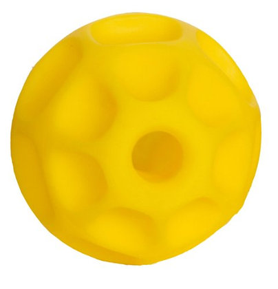 Starmark Treat Dispensing Tetraflex Dog Toy Medium