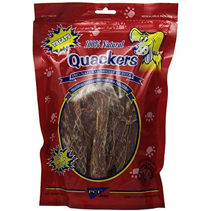 Pet Center Quackers 8oz Bag