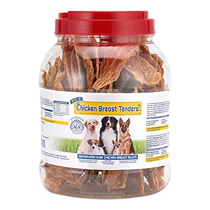 Pet Center Dpc88032 Chicken Breast Tenders Dog Treat, 32-Ounce
