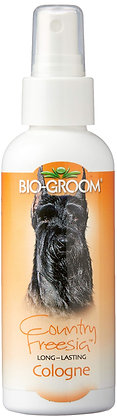 Bio-groom Natural Scents Dog Cologne, Country Freesia, 4-Ounce (55004)