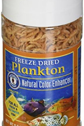 San Francisco Bay Brand ASF71205 Freeze Dried Plankton for Fresh and Saltwater F