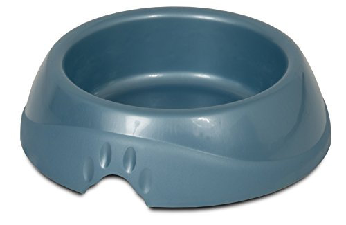 Petmate Dosckocil DDS23077 1-Cup Ultra Lightweight Dog Dish, Small, Assorted Col