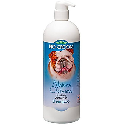 BioGroom Natural Oatmeal AntiItch Shampoo (32 fl oz)