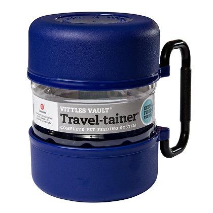 Vittles Vault Gamma TRAVEL-tainer, Blue