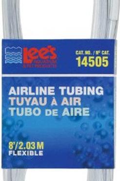Lee's Airline Tubing, 8-Foot, Standard