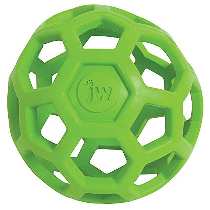 JW Pet Hol-ee Roller Dog Chew Toy, Medium