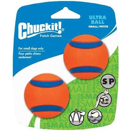 Chuckit Ultra Ball Small (2 Pack)