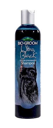 Bio-Groom Ultra Black Color Enhancer Pet Shampoo, 12-Ounce