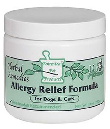 Doc Ackerman's - Allergy Relief Formula - Fast Acting Anti-Itch Relief - Enhance