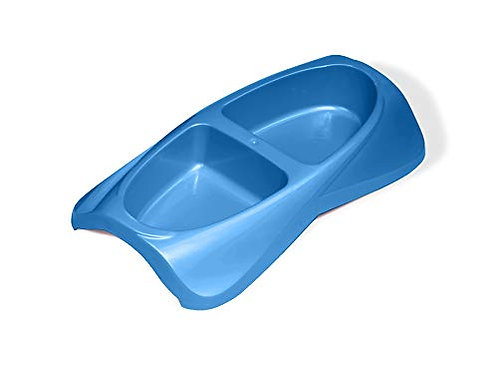 Van Ness Lightweight Small Double Dish, 16 Ounce per side