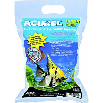 Acurel LLC 100-Percent Polyester Filter Fiber, 2-Ounce