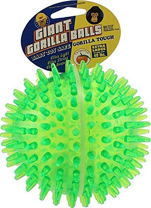 PetSport Gorilla Ball Scented, Super Durable, Ultra Light and Ultra Bouncy Dog T