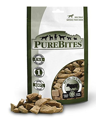 Purebites Beef Liver For Dogs, 2.0Oz / 57G - Entry Size