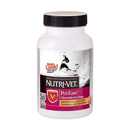 Nutri-Vet Pet-Ease, Liver Flavor - 60 Each