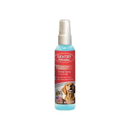 Virbac St.Jon Pet Care Petrodex Dental Rinse 4oz