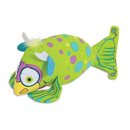 Petmate FATCAT Finimals Bullfish Toy